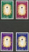 Malawi  - 1976 Christmas MNH**  Sc 295-8 - Malawi (1964-...)