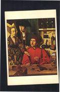 CHRISTUS   Petrus  ( 1410 - 1473 )     SAINT ELOI Dans Son Officine . - Peintures & Tableaux
