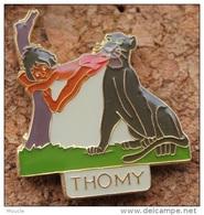 THOMY - MÖGLI + BAGERRA - LE LIVRE DE LA JUNGLE - WALT DISNEY -     (19) - Trademarks