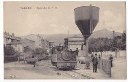 Tarare , Gare Du C. F. B - Tarare
