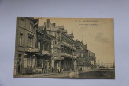 A 390 - N°55 Middelkerke L'avenue Léopold - Middelkerke