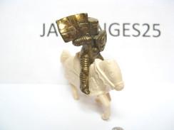 KINDER METAL CHEVALIER   K97 N 69 1996 SANS OHNE WITHOUT BPZ - Figurines En Métal