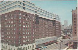 CPSM: MINNEAPOLIS  (états-unis) :  Hôtel  Leamington.    (D2155) - Minneapolis
