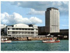 (543) UK - London Royal Festival Hall - Teatro