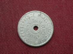 BELGIQUE Jeton De Nécessité De GENT Valeur 12 - Monetary / Of Necessity
