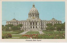CPSM:  MINNESOTA   (états-unis) : Minnesota State Capitol  (D2158) - Minneapolis