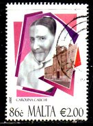 MALTE. N°1505 Oblitéré De 2007. Monastère. - Abbazie E Monasteri