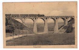 Bütgenbach Pont Et Train - Bütgenbach