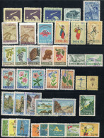 N. KOREA 1959-60 - Used Stamps (all VF) - Corea Del Nord