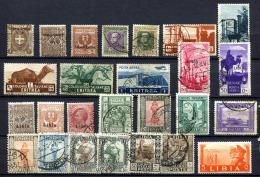ITALIAN COLONIES - Remaining Stamps (U-MH) VF - Italia