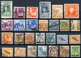 NETH. INDIES - Remaining Stamps (mix) - Niederländisch-Indien