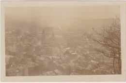 SPA-PANORAMA-CARTE-PHOTO-DATEE 20.04.1920-PIECE UNIQUE-VOYEZ LES 2 SCANS ! ! ! - Spa