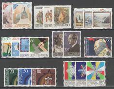 LIECHTENSTEIN:  Année 1983 ** Complète      - Cote 32,60€ - - Liechtenstein