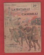 COLLECTION PATRIE    LA BATAILLE POUR CAMBRAI     N° 132 - 1914-18