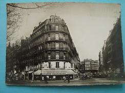 75 - Paris 8° - CPSM - Café-Tabac - Triadou Haussman - Arrondissement: 08