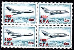 REUNION - YT PA N° 61 X4 - Neufs ** - MNH - Cote: 10,00 € - Réunion (1852-1975)