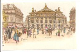 75 Paris Précurseur. L'OPÉRA Ed. R.Tuck.Litho - Non Classés