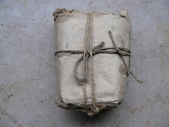 Paquet 15 Cartouches Mosin Nagant Russe Ww2 Neutralisées - Armes Neutralisées