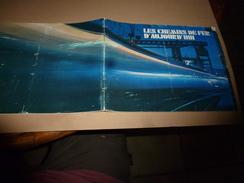 1972 LES CHEMINS De FER D'AUJOURD'HUI ---Les Turbotrains Automoteurs à Turbine à Gaz...etc - Railway & Tramway