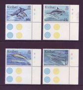 Kiribati 1996 - Delfini, 4v MNH** Integri - Kiribati (1979-...)