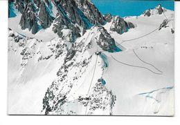 HAUTE SAVOIE-CHAMONIX Le Téléférique Des Glaciers-MO - Chamonix-Mont-Blanc