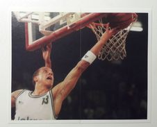 Slovenia Basketball Cards Stickers Nr. 44-45 Boris Gorenc EUROBasket 2003 Sweden - Stickers