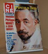 Ciné Revue N 38 22 9/1983 Philippe Noiret, Brigitte Bardot, Lhermitte, Sacha Briquet, Lambert Wilson, Sophie Barjac - Cine