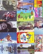 JOLI LOT Collection De + De 7.000 TELECARTES Japon (LOT 693)  Thèmes Très Variés * 7.000 Japan Phonecards Telefonkarten - Colecciones