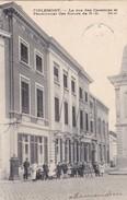 Tienen - La Rue Des Casernes Et Pensionat Des Soeurs De N .D - Tienen