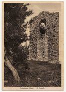 Castelnuovo Ne' Monti - Il Castello - Circolata Anni 40 - Italia