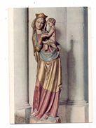 4150 KREFELD, Liebfrauenkirche, Madonna 15. Jahrhundert - Krefeld