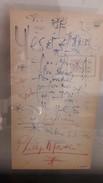 PHILLIP MARTIN Disegno A Pastello Con Poesia Visiva. 1976 - Other Collections