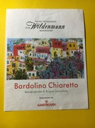5703 - Bardolino Chiaretto Pour Hôtel Restaurant Zum Wildenmann Männedorf - Sonstige