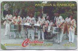 ANTIGUA & BARBUDA - HELLSGATE STEEL ORCHESTRA - 123CATB - - Antigua And Barbuda