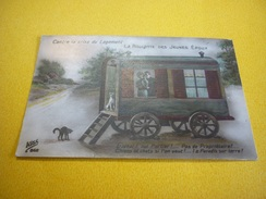 8-68 Contre La Crise Du Logement La Roulotte Des Jeunes époux 1924 - Fantaisies