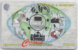 ANTIGUA & BARBUDA - MY VISION OF THE INTERNET - 232CATA - - Antigua And Barbuda