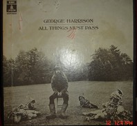 George Harrison--All Things Must Pass -- (G 146 ) 1 J 154-04.707/9--  EMI--  3 Discos - Collectors