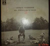 George Harrison--All Things Must Pass -- (G 146 ) 1 J 154-04.707/9--  EMI--  3 Discos - Ediciones De Colección