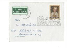 18104 - Cover Christkindl 20.12.1971 Pour Köflach Enveloppe Pro Juventute - Noël