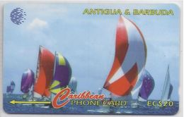 ANTIGUA & BARBUDA -  ANTIGUA SAILING WEEK 1997 - 239CATC - - Antigua And Barbuda