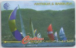 ANTIGUA & BARBUDA -  ANTIGUA SAILING WEEK 1997 - 239CATD - - Antigua And Barbuda