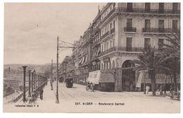 Algérie . Alger . Boulevard Carnot - Réf. N°5406 - - Alger
