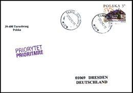 Polen / Poland: 'Landhaus Janowiec, Puławy, 2001' / 'Country House', Mi. 3882; Yv. 3652; Sc. 3574 EF - Oblitérés