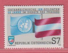 1990 ** (sans Charn., MNH, Postfrish)  Yv  1833Mi  2004ANK 2036 - 1945-.... 2nd Republic