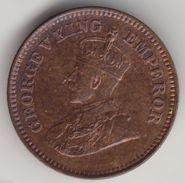 @Y@  India 1/2 Pice 1917 ( Item 4558) - Inde