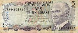 TURKEY 500,000 (500000) LIRA L. 1970 (1993) Xf  P 208 - Turchia