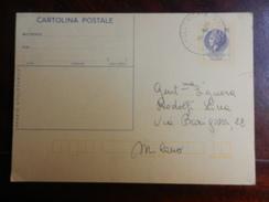 14523) CARTOLINA POSTALE 120 LIRE SIRACUSANA VIAGGIATA 1980 - Interi Postali
