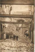 LOUVAIN-LEUVEN 1914 - L'Intérieur De La Bibliothèque De L'Université Incendiée - N'a Pas Circulé - Leuven