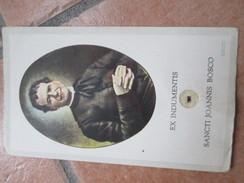 Sancti Joannis BOSCO Ex Induments Reliquia - Santini