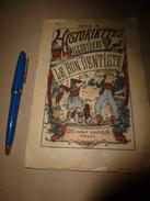 Avant 1900  Historiettes Illustrées LE BON DENTISTE Edition Dehalt à Nancy ,  Pour étudier La Grammaire En S'amusant - Livres, BD, Revues